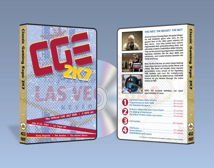 DVD, CGE2K7