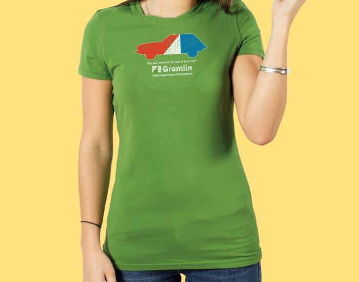 Shirt, AMC Gremlin